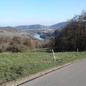 Berlingen, Stein am Rhein, Randen, Kussaburg