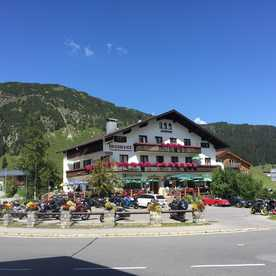 Anreise Tirol 2. Teil